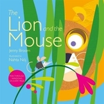 Book cover of LION & THE MOUSE