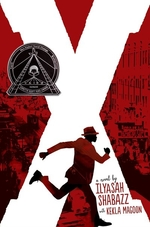 Book cover of X A NOVEL