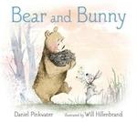 Book cover of BEAR & BUNNY
