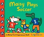 Book cover of MAISY PLAYS SOCCER