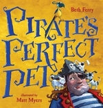 Book cover of PIRATE'S PERFECT PET