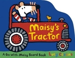 Book cover of MAISY'S TRACTOR