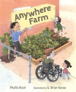 Book cover of ANYWHERE FARM