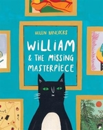 Book cover of WILLIAM & THE MISSING MASTERPIECE