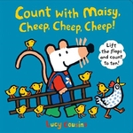 Book cover of COUNT WITH MAISY CHEEP CHEEP CHEEP