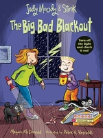 Book cover of JUDY MOODY & STINK & THE BIG BAD BLA