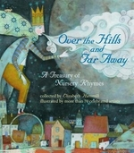 Book cover of OVER THE HILLS & FAR AWAY A TREASURY O