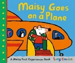 Book cover of MAISY GOES ON A PLANE