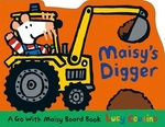 Book cover of MAISY'S DIGGER
