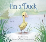 Book cover of I'M A DUCK