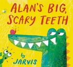 Book cover of ALAN'S BIG SCARY TEETH