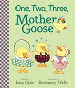 Book cover of 1 2 3 MOTHER GOOSE