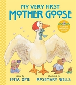 Book cover of MY VERY 1ST MOTHER GOOSE