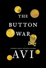 Book cover of BUTTON WAR