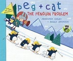 Book cover of PEG & CAT THE PENGUIN PROBLEM