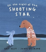 Book cover of ON THE NIGHT OF THE SHOOTING STAR