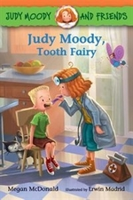 Book cover of JUDY MOODY TOOTH FAIRY