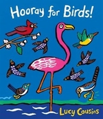 Book cover of HOORAY FOR BIRDS