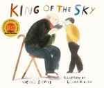 Book cover of KING OF THE SKY