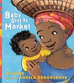 Book cover of BABY GOES TO MARKET