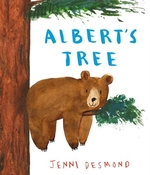 Book cover of ALBERT'S TREE