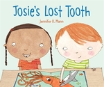 Book cover of JOSIE'S LOST TOOTH
