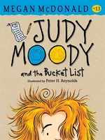 Book cover of JUDY MOODY & THE BUCKET LIST