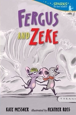 Book cover of FERGUS & ZEKE