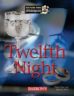 Book cover of 12TH NIGHT