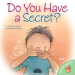 Book cover of DO YOU HAVE A SECRET
