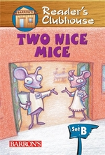 Book cover of 2 NICE MICE