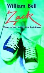 Book cover of ZACK