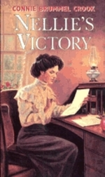 Book cover of NELLIE'S VICTORY
