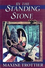 Book cover of BY THE STANDING STONE