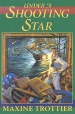 Book cover of UNDER A SHOOTING STAR