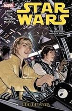 Book cover of STAR WARS 03 REBEL JAIL