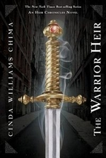 Book cover of HEIR CHRONICLES 01 WARRIOR HEIR