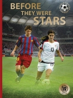 Book cover of BEFORE THEY WERE STARS