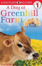 Book cover of DAY AT GREENHILL FARM