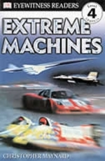 Book cover of EXTREME MACHINES