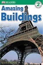 Book cover of AMAZING BUILDINGS