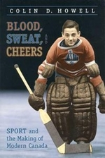 Book cover of BLOOD SWEAT & CHEERS
