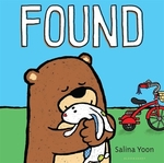 Book cover of FOUND