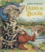 Book cover of PUSS IN BOOTS