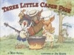 Book cover of 3 LITTLE CAJUN PIGS
