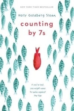 Book cover of COUNTING BY 7S