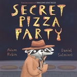 Book cover of SECRET PIZZA PARTY