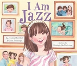 Book cover of I AM JAZZ