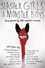 Book cover of SLASHER GIRLS & MONSTER BOYS