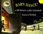 Book cover of BARN DANCE